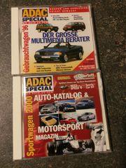 2 ADAC CD s Gebrauchtwagen