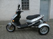 Dreirad PGO Motorroller