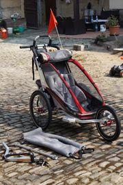 Thule Chariot CX1 Fahrradanhänger Jogger