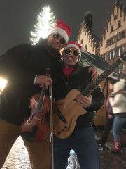 Instrumental Duo für Weihnachtsfeier oder