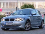 BMW 123d DPF Aut