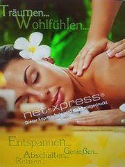 Wellnes massage ganzkörpet