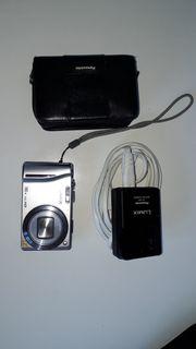 Panasonic DMC-TZ22 silber