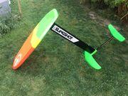 Surfboard 120cm neu 90cm Mast
