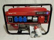 Stromerzeuger 6500W 230V -