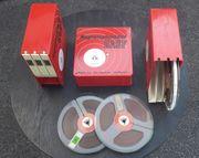 Magnetophonband BASF 15 cm 3