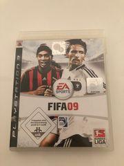 PS3 Spiel Fifa09