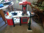 MiniTefal-Kinderküche & Staubsauger