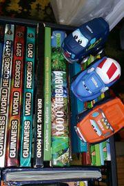 Kinderbücher, DVD`s,
