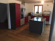 Hochwertige Küche komplett mit Elektrogeräten