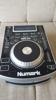 DJ Player Numark