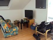Renovierte Dachgeschoss Wohnung,