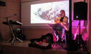 Live-Musik unplugged