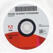 Adobe Acrobat 9 Standard Windows
