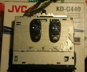 JVC USB/CD-