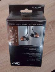 JVC Stereo Headphones
