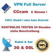 VPN Service 6 Monate CCcam