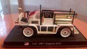 Feuerwehrauto-Modelle
