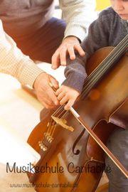 Cellounterricht in Nürnberg