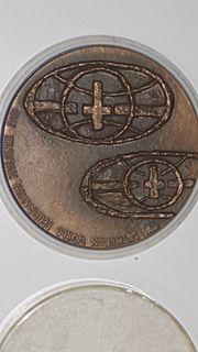 1963 Medaille der Vollversammlung des