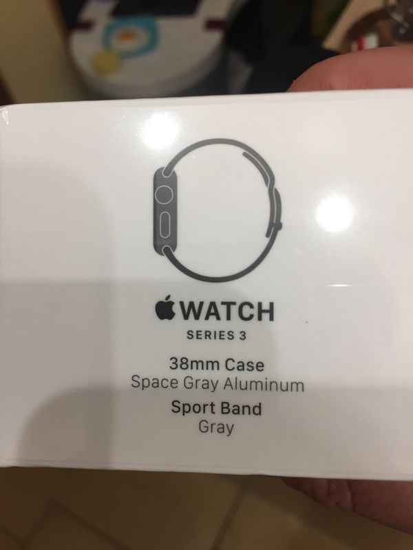 Apple Watch Series » Uhren