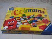 Kinderspiel-Colorama von