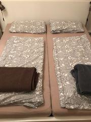 Ikea Malm Bett weiß