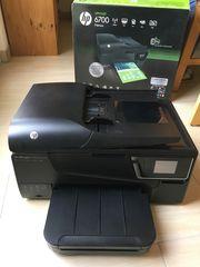 HP Officejet 6700 Premium Druckkopf