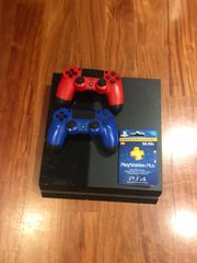 PS4 500GB Playstation Plus Call