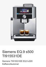 Kaffeevollautomat Siemens EQ9