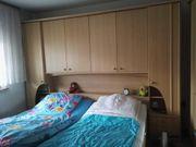 Komplett Schlafzimmer Bett +