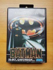 SEga Mega Drive Mega Batman