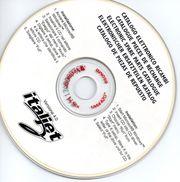 Original Italjet Ersatzteil CD mit