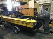 Motorboot Boot Angelboot