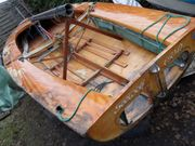 Segelboot Korsar Rumpf