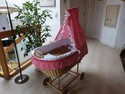Stubenwagen korb kinder baby & spielzeug günstige angebote