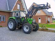 Schlepper Traktor Deutz Dx 4