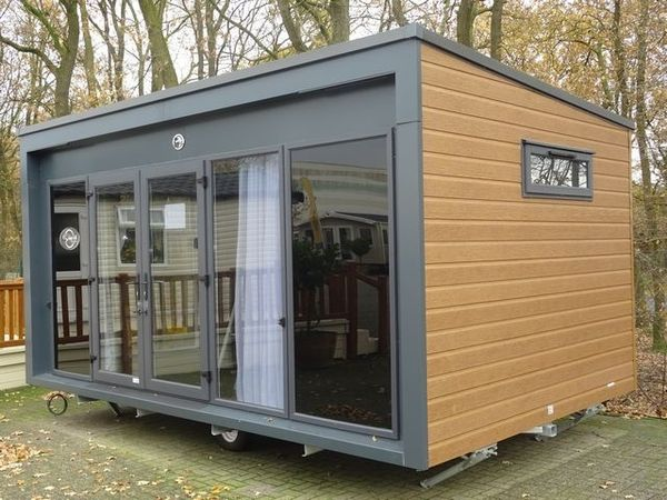 mobilheim swift s pod4 winteraktion neu winter fest wohn. Black Bedroom Furniture Sets. Home Design Ideas