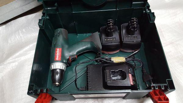 Akkuschrauber Metabo BSZ » Werkzeuge