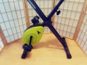 Diadora Heimtrainer-Ergometer-Hometrainer-X-Bike-faltbar