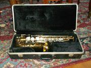 Alt Saxophon mit Koffer