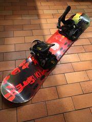 FEVER Snowboard 133 cm mit