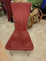 6 Stühle in gutem gebrauchten