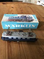 Märklin Elektrische Lokomotive