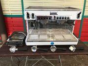 Espressomaschine Kaffeemaschine Carimali Cento 2-Gruppig