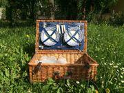 Wunderschöner Picknickkorb