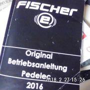 Fischer Fahrrad Akku 36V