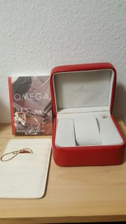 Omega Uhrenbox Watch