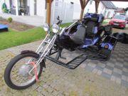 WK Trike 1200 Käfermotor