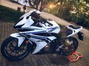 Honda CBR 500r ABS Garantie